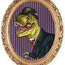 Terry the Tyrannosaurus Rex by iamdeirdre
