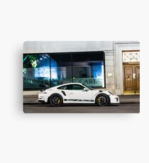Porsche 991 GT3RS Canvas Print