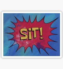 SiT! Sticker