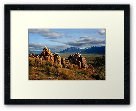 Rimrocks by Arla M. Ruggles