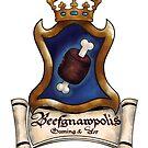 Beefgnawpolis Gaming & Art Logo by SarahBelham