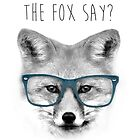 What Does The Fox Say? #2 by 24julien
