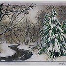Walking in a Winter Wonderland by David M Scott