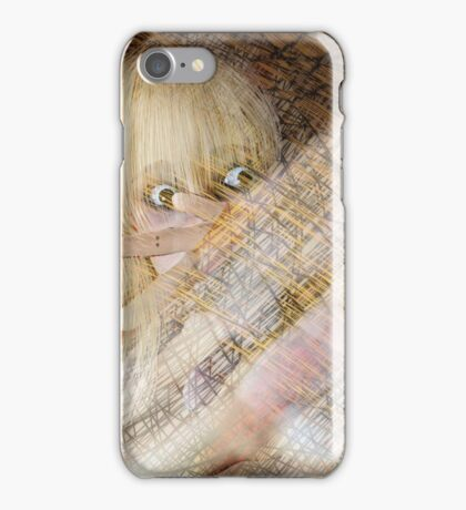 Semi-Colon series Flashback: Fear's Second life by Alma Lee iPhone Case/Skin