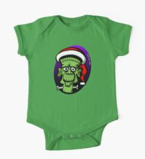 Christmas Frankenstein Kids Clothes