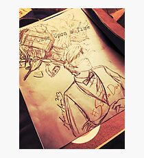 #SaveTheDay Sketches - The Era Eleven Photographic Print