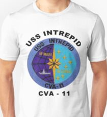 USS Intrepid (CV/CVA/CVS-11) T-Shirt