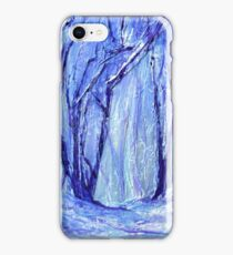 Wintry Woods iPhone case iPhone Case/Skin