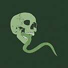 Skull Tongue [Green] (Other Colours Available) by Styl0