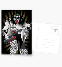 kiss Postcards