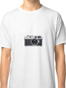 ON SALE!!!!!  Leica Camera iPhone case Classic T-Shirt