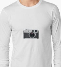 ON SALE!!!!!  Leica Camera iPhone case Long Sleeve T-Shirt