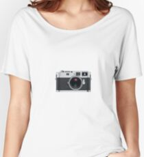 ON SALE!!!!!  Leica Camera iPhone case Women's Relaxed Fit T-Shirt