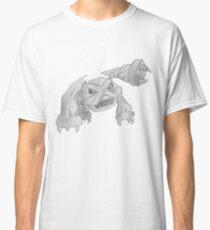 Metagross - B&W by Derek Wheatley Classic T-Shirt