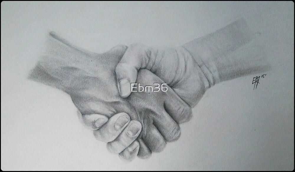 « Relation amicale » par Ebm36
