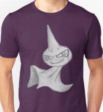 Shuppet - B&W by Derek Wheatley Unisex T-Shirt