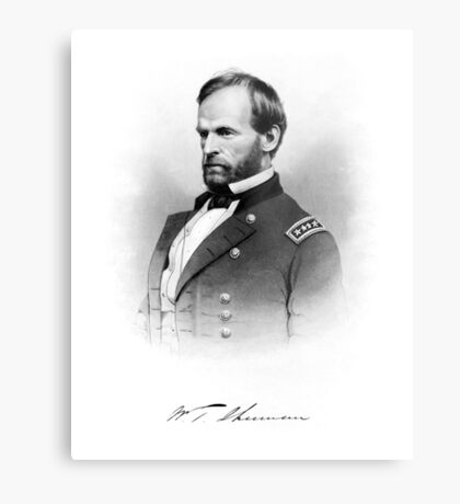 a reflection of the life and voyage of william tecumseh sherman The paperback of the fierce patriot: the tangled lives of the tangled lives of william tecumseh sherman 44 i learned a great deal about sherman's life.