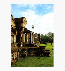 Sunrise on Angkor Wat VI - Angkor, Cambodia. Photographic Print