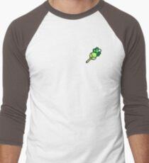 Earth Badge (Pokemon Gym Badge) Men's Baseball ¾ T-Shirt