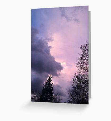 Stormset v.1 Greeting Card
