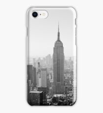 New York City, Empire State Building | B/W | iPhone/iPod iPhone Case/Skin