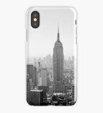 New York City, Empire State Building | B/W | iPhone/iPod iPhone Case