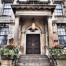 Enchanted Doorway by Rebecca Reist