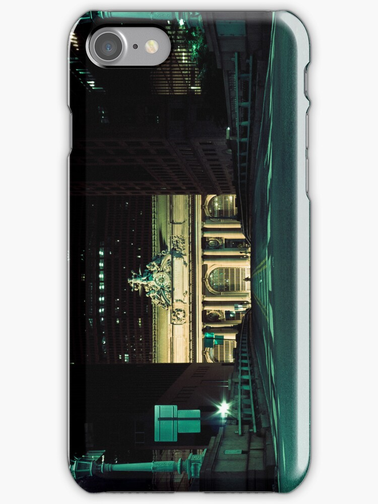 New York City, Grand Central Terminal | iPhone/iPod by thomasrichter
