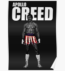 APOLLO CREED Poster