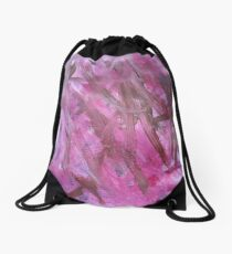 Art of confusion Drawstring Bag
