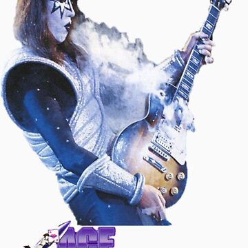 Ace Frehley by skywarp123