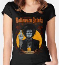 Camiseta entallada de cuello redondo Santos de Halloween: Billy Butcherson
