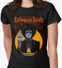 Halloween Saints: Billy Butcherson Women's Fitted T-Shirt