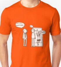 """It's a drugs bust"" Unisex T-Shirt"