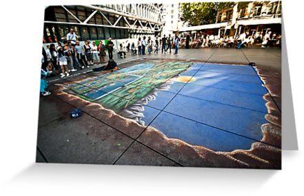 Paint Explosion by Davide Ferrari