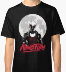 Kung Fury - Moon Classic T-Shirt