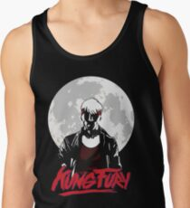 Kung Fury - Moon Tank Top