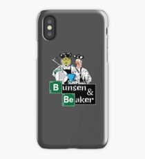 Bunsen & Beaker iPhone Case
