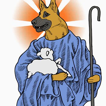 Good Shepherd! by tripperfunster