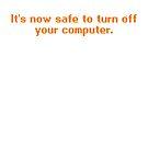 Turn off by stuartm65
