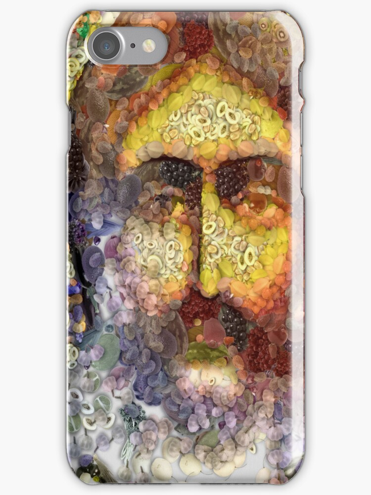 Father Nature ~ iPhone Case by leapdaybride