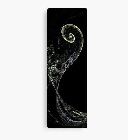 Twirly Canvas Print