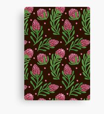 The Sweet Protea Canvas Print