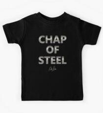 Alan Partridge – Chap of Steel Kids Tee