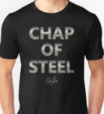 Alan Partridge – Chap of Steel Unisex T-Shirt