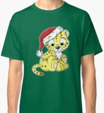 Jabari in a Christmas Hat Classic T-Shirt
