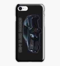 CTS-V Black Diamond iPhone Case/Skin