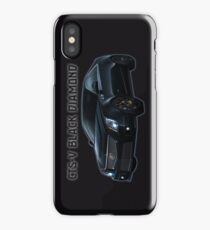 CTS-V Black Diamond iPhone Case