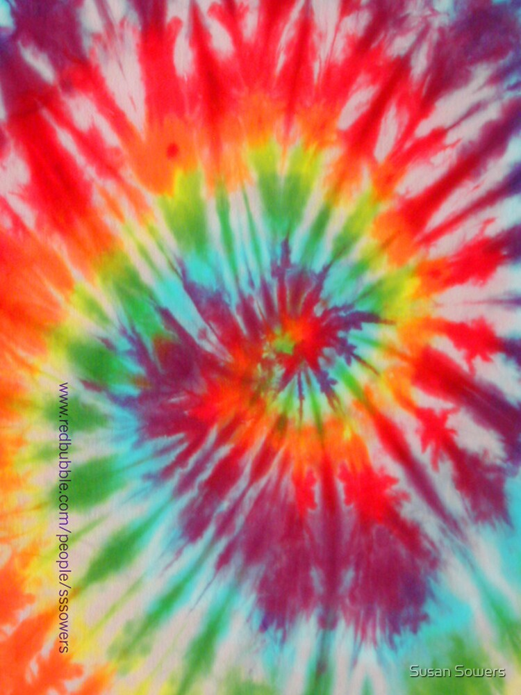 Tie Dye by SSSowers