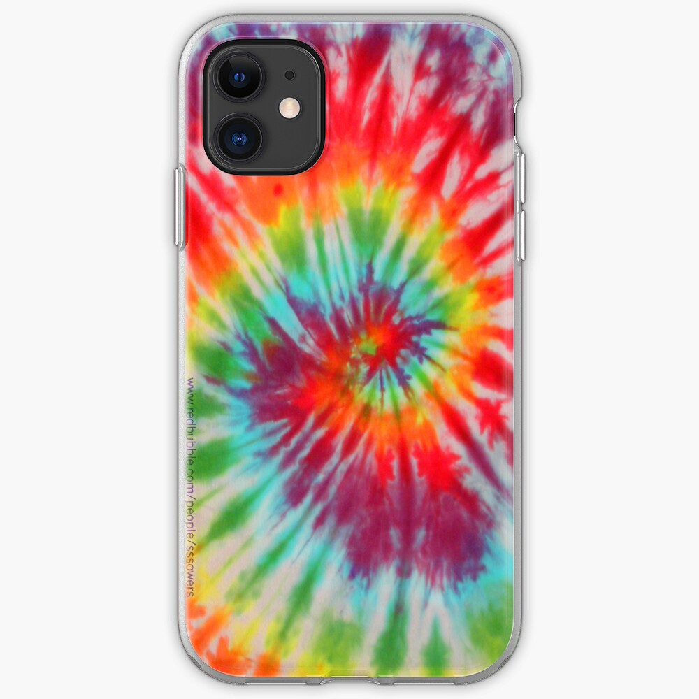 Tie Dye iPhone Case & Cover